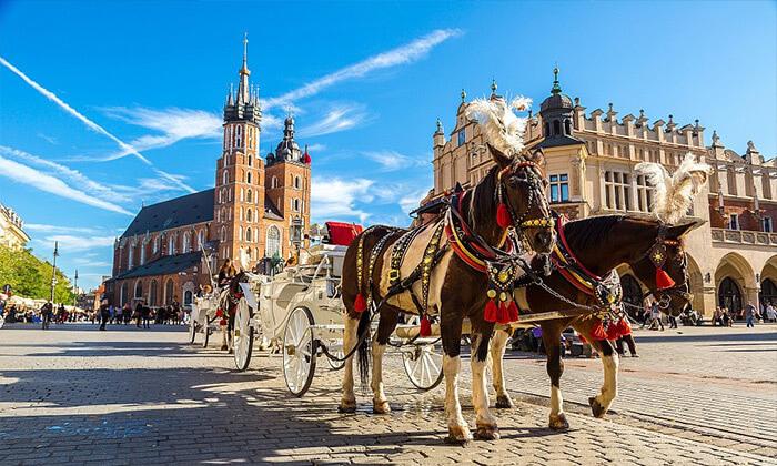 2 סיור משולב בקרקוב - יהודי ופולני