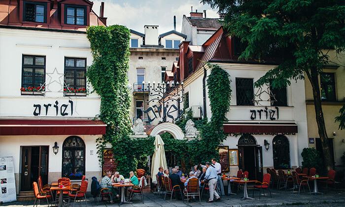6 סיור משולב בקרקוב - יהודי ופולני