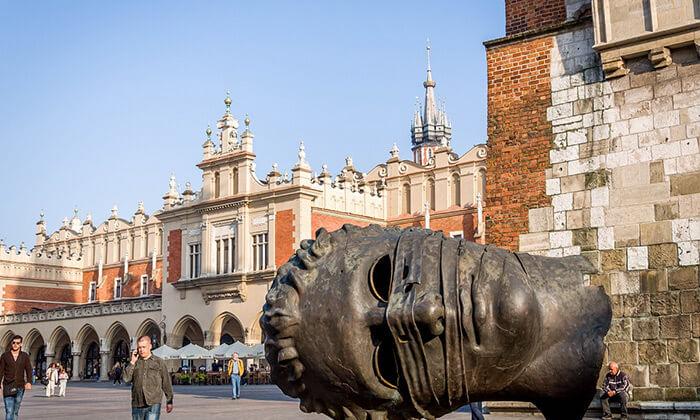 3 סיור משולב בקרקוב - יהודי ופולני