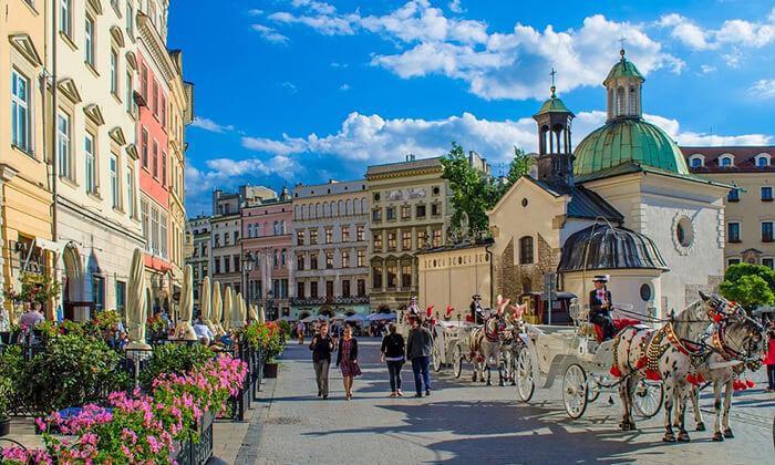 5 סיור משולב בקרקוב - יהודי ופולני