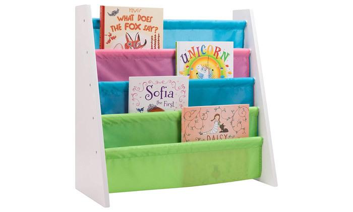 3 ארגונית ספרים לילדים HONEY CAN DO
