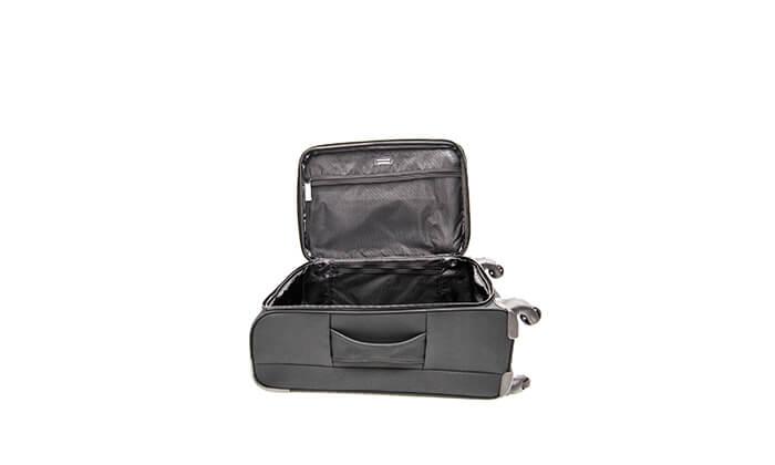 3 סט 3 מזוודות בד SWISS BRAND