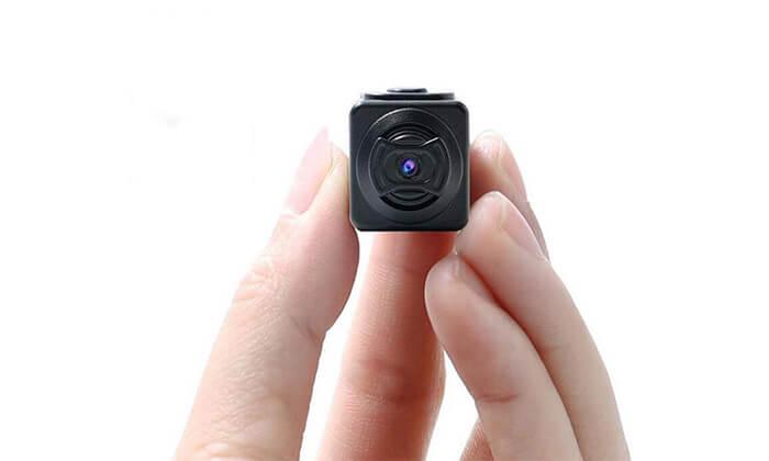 2 מצלמת וידאו זעירה