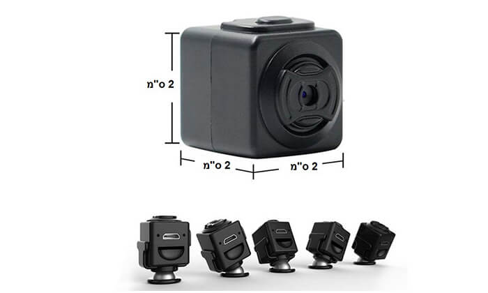 3 מצלמת וידאו זעירה
