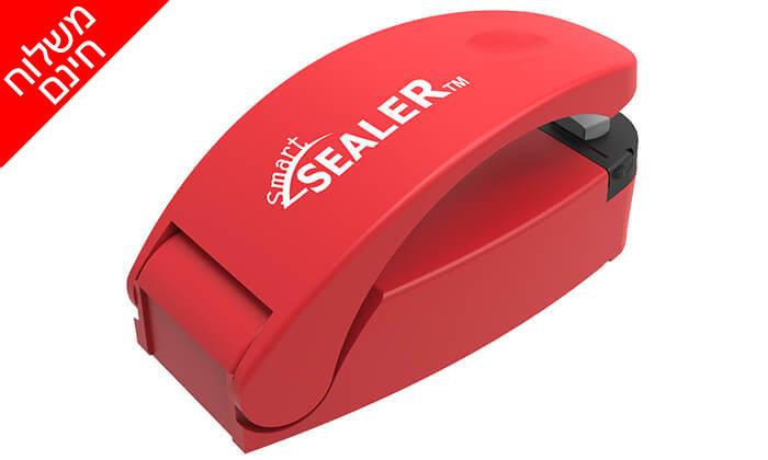 6 אוטם שקיות Smart Sealer - משלוח חינם