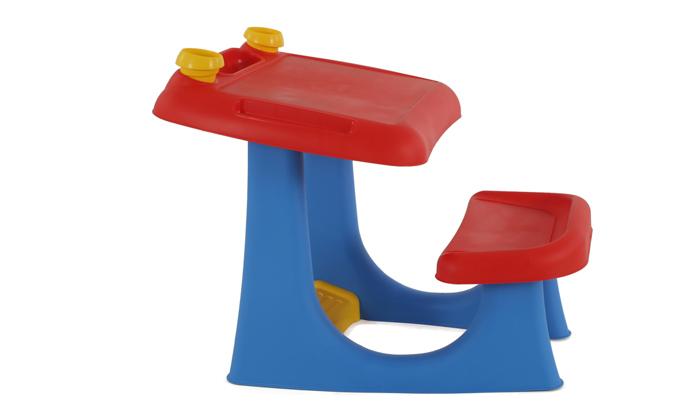 3 כתר: שולחן ילדים לבית ולגינה
