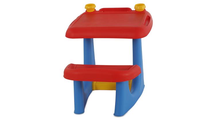 11 כתר: שולחן ילדים לבית ולגינה