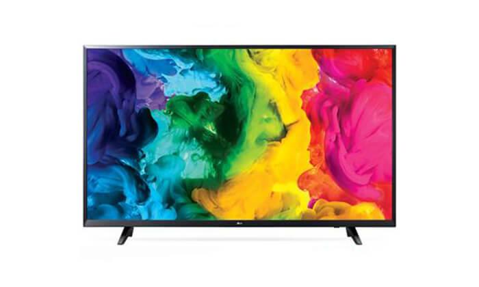 3 טלוויזיה SMART 4K LG, מסך 65 אינץ
