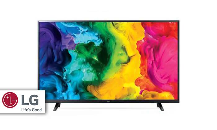 טלוויזיה SMART 4K LG, מסך 65 אינץ'