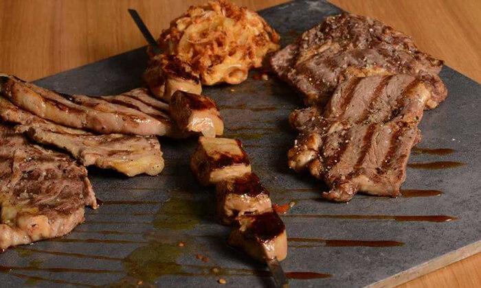 4 ארוחה זוגית במסעדת אשכרה, אילת