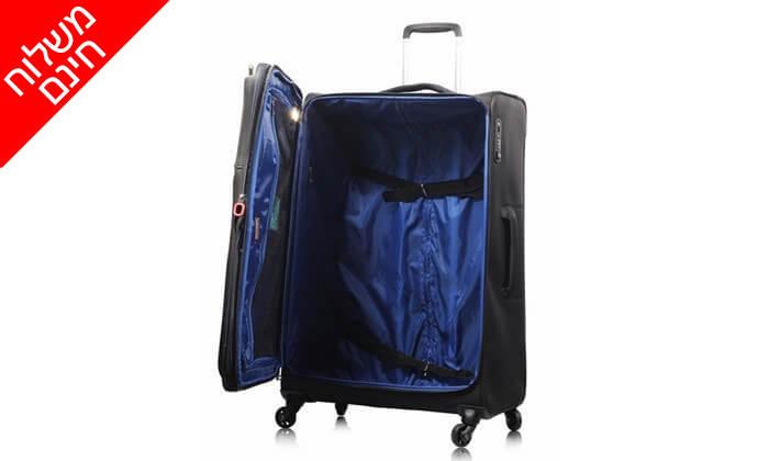 6 סט 3 מזוודותECHOLIGHT - משלוח חינם!