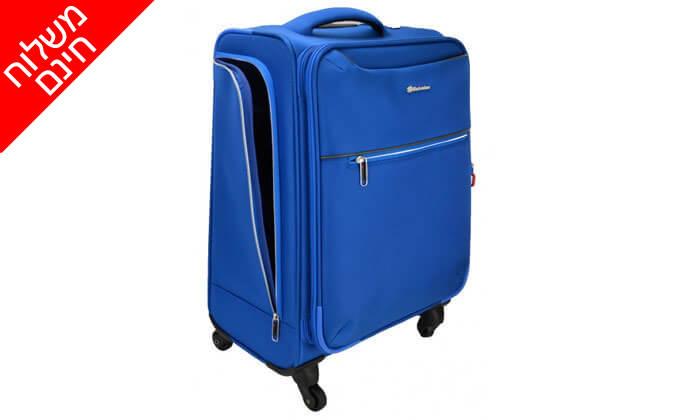 8 סט 3 מזוודותECHOLIGHT - משלוח חינם!