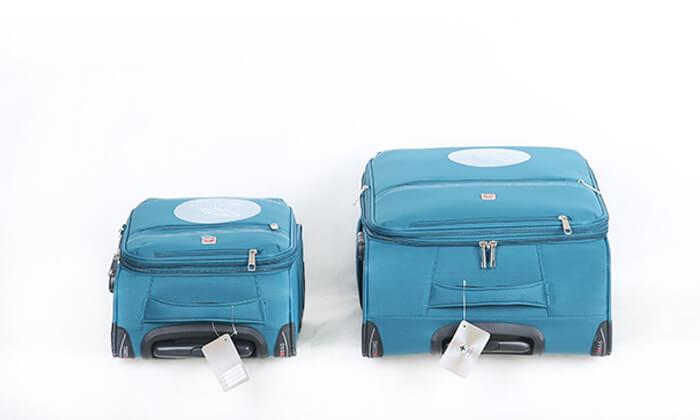 8 סט 3 מזוודותSWISS PREMIUM X9000