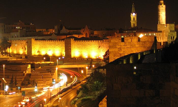 3 סיורי סליחות, ירושלים