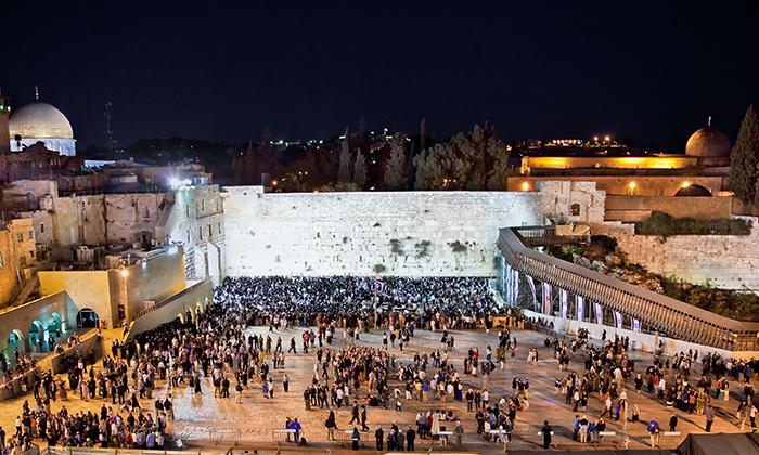 6 סיורי סליחות, ירושלים