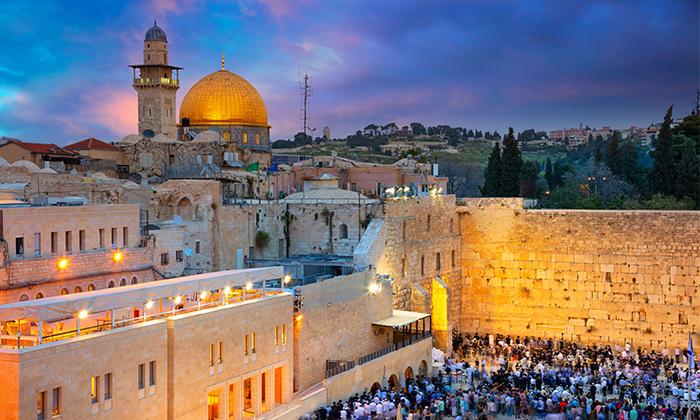 2 סיורי סליחות, ירושלים
