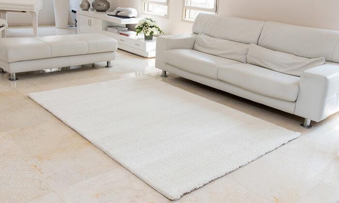 2 שטיחמיקרו שאגי לסלון