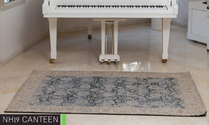 4 שטיח ג'קארד בעבודת יד
