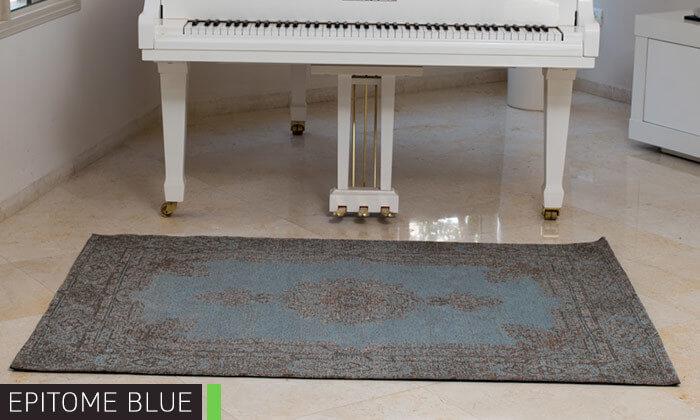 6 שטיח ג'קארד בעבודת יד