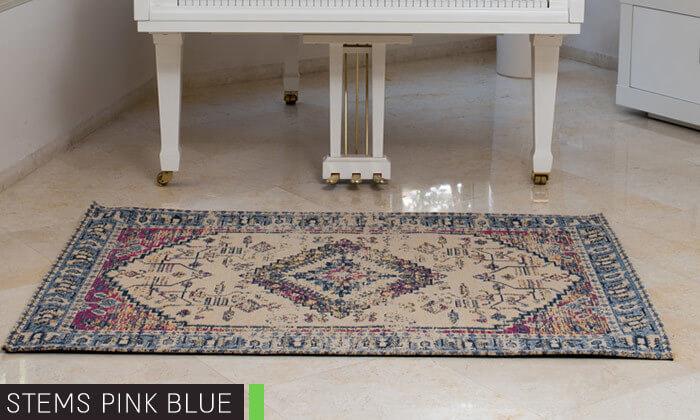10 שטיח ג'קארד בעבודת יד