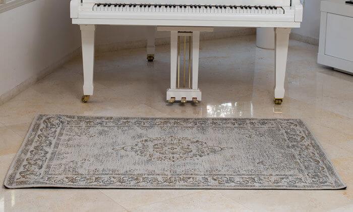 2 שטיח ג'קארד בעבודת יד