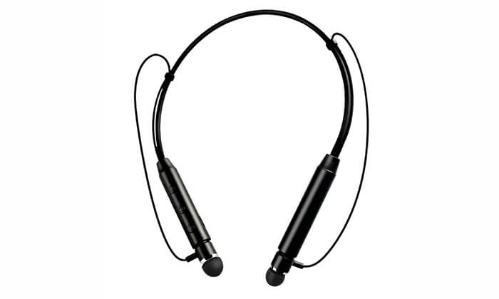 8 אוזניות ספורט אלחוטיות עם קשת עורף