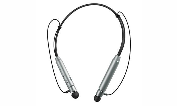 9 אוזניות ספורט אלחוטיות עם קשת עורף