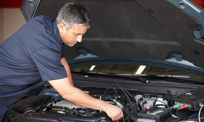 2 טיפול 10,000 לרכב במוסך איטליה - מול קניון איילון