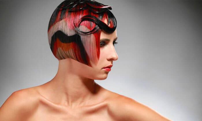 3 מגוון טיפולי שיער במספרות 'מוטיה רובין', תל אביב וחיפה