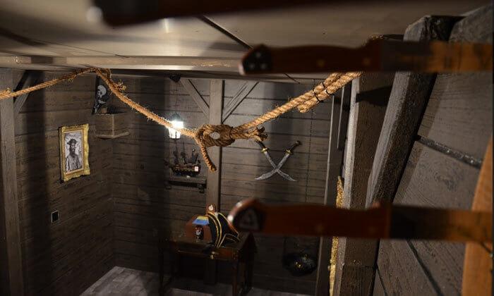 5 אסקייפ סיטי - משחק בחדר בריחה, בן יהודה תל אביב