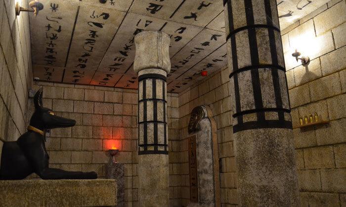 2 אסקייפ סיטי - משחק בחדר בריחה, בן יהודה תל אביב