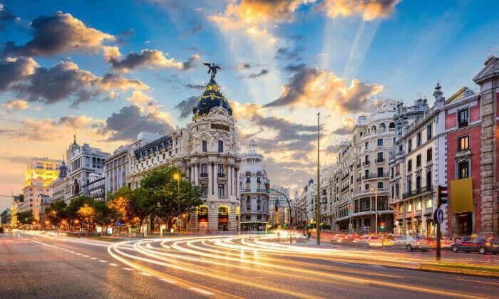4 סיורים בעיר מדריד, טולדו וסגוביה, כולל סיור מתנה