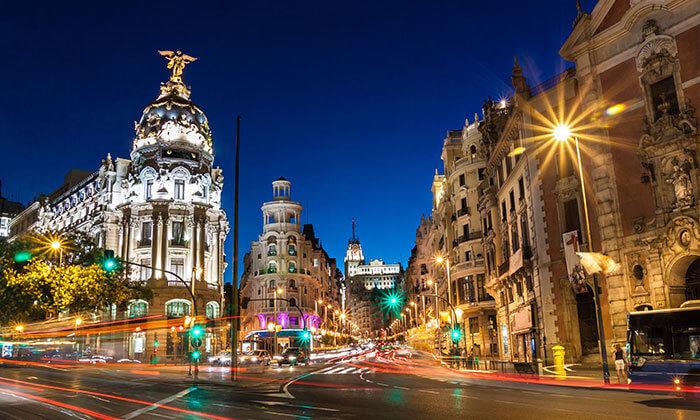 7 סיורים בעיר מדריד, טולדו וסגוביה, כולל סיור מתנה