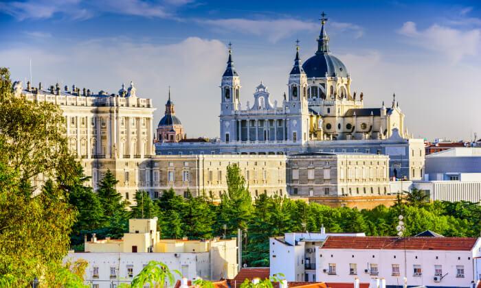 8 סיורים בעיר מדריד, טולדו וסגוביה, כולל סיור מתנה