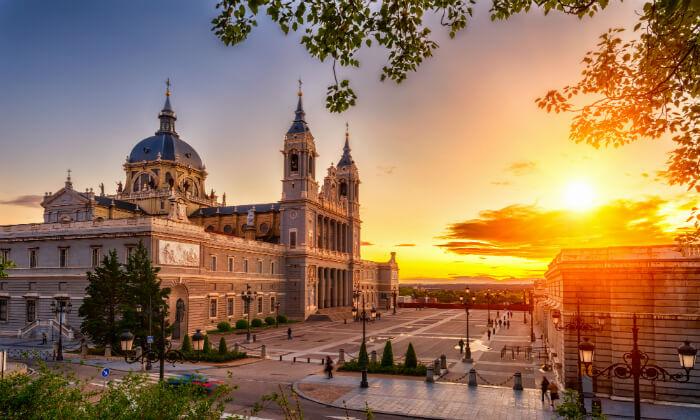 10 סיורים בעיר מדריד, טולדו וסגוביה, כולל סיור מתנה