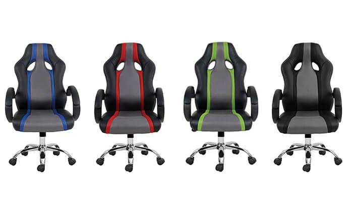 2 כיסא ארגונומי לגיימרים
