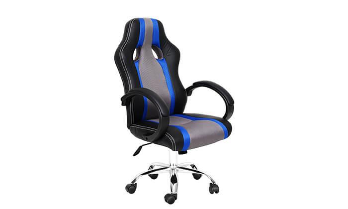 5 כיסא ארגונומי לגיימרים