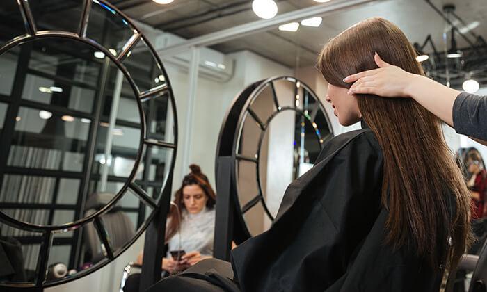 5 טיפולי שיער אצל Nissim Hair Design, רמת אביב