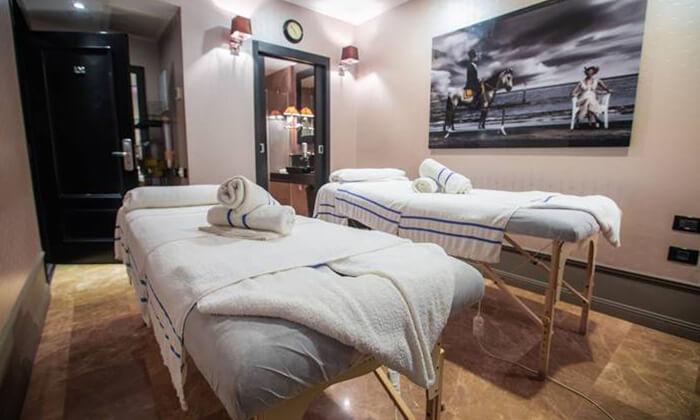 4 עיסוי זוגי וקאווה במלון הבוטיק B ברדיצ׳בסקי, תל אביב