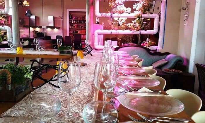 6 סדנת בישול לבחירה, מבשלים חוויה - הבית של סדנאות הבישול, תל אביב
