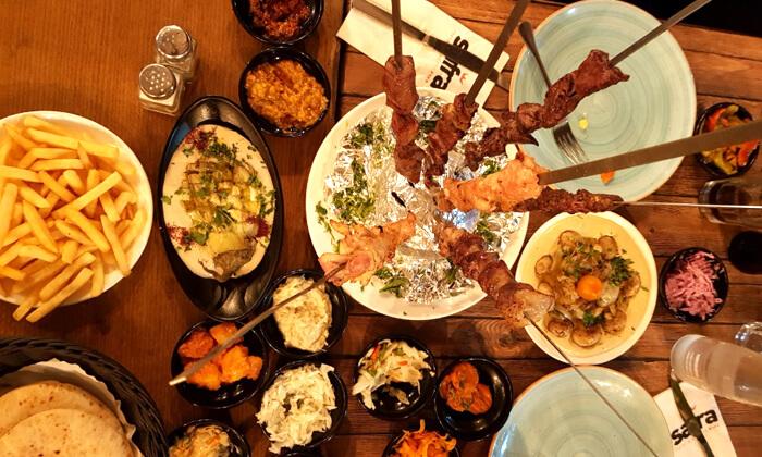 6 ארוחה זוגית כשרה במסעדת Steak One, מתחם One באר שבע