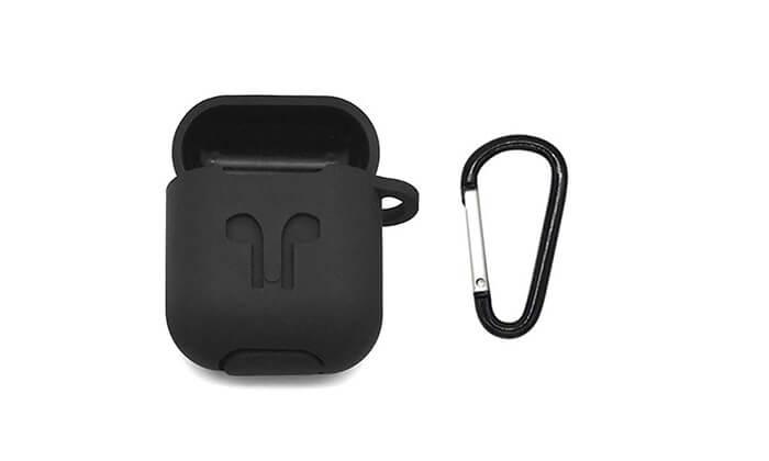3 אוזניות Bluetooth אלחוטיות כולל נרתיק נשיאה