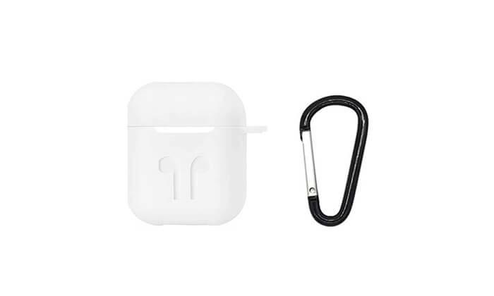 4 אוזניות Bluetooth אלחוטיות כולל נרתיק נשיאה