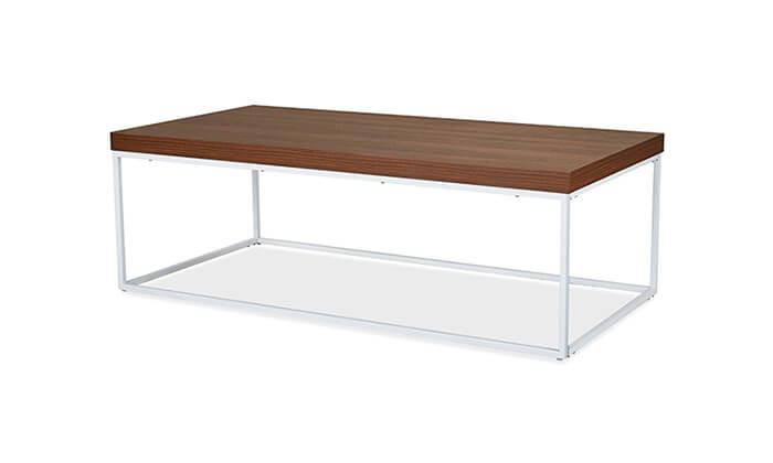 3 שולחן סלון מלבני