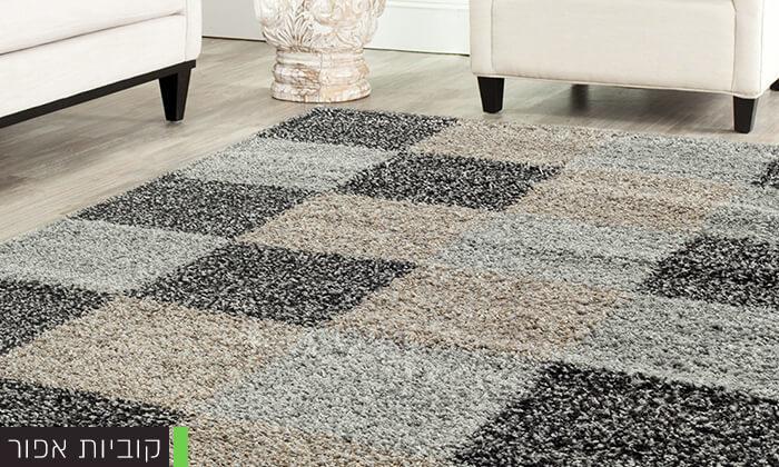 3 שטיח שאגי לסלון