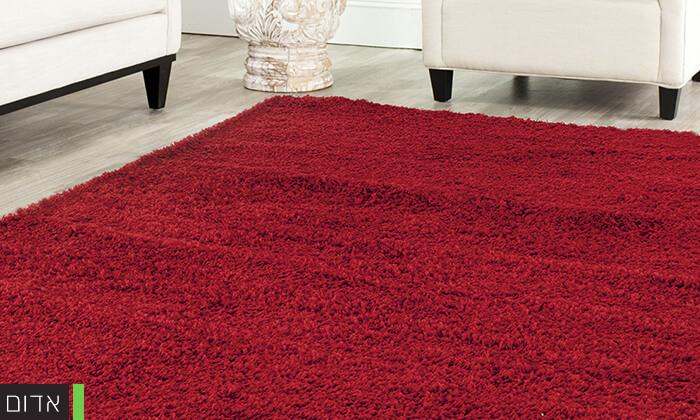 9 שטיח שאגי לסלון