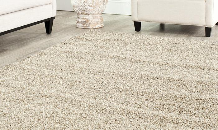 2 שטיח שאגי לסלון