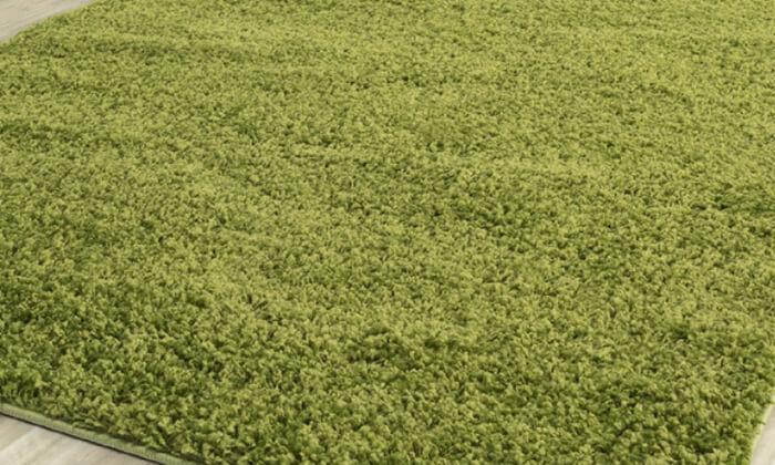 14 שטיח שאגי לסלון