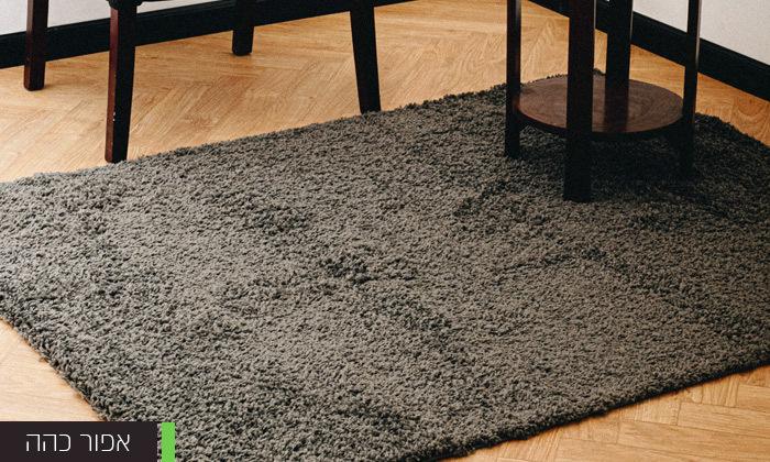 12 שטיח שאגי לסלון