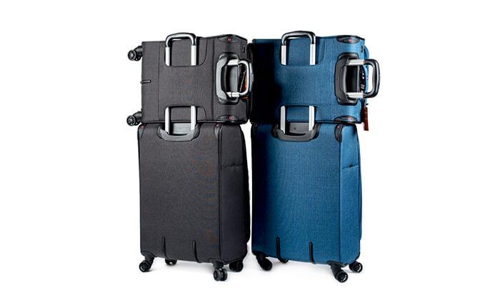 3 מזוודה Swiss Lite Premium ב-3 גדלים